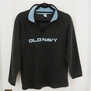 Vintage Old Navy Pullover Quarter Zip